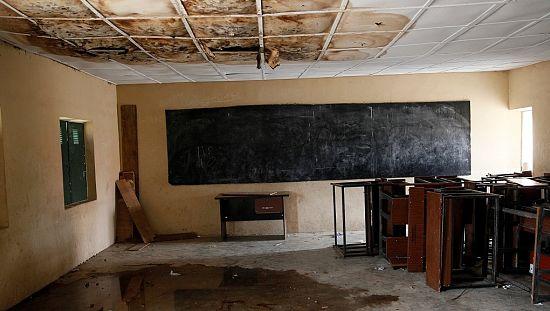 博尔诺一半以上的学校关闭了Boko Haram [发表评论]