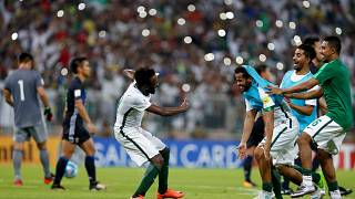 بعد السعودية.. ما هي حظوظ باقي المنتخبات العربية للوصول إلى مونديال روسيا؟