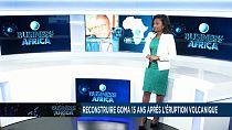 Le business à Goma 15 ans après l'éruption volcanique [Business Africa]