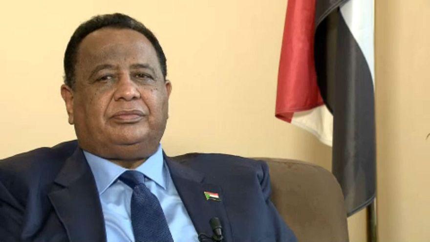 """وزير خارجية السودان ليورونيوز:""""رفع العقوبات الأميركية ..سيكون دليلا على أننا نسير وفق الاتجاه الصحيح"""""""