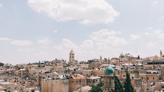 24 hours in Jerusalem