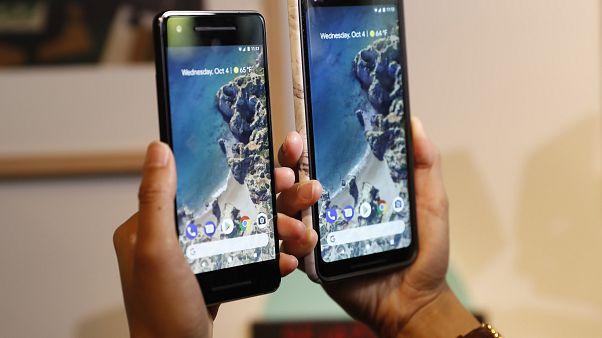 """تعرف على هاتف غوغل الجديد """"بيكسل 2"""""""