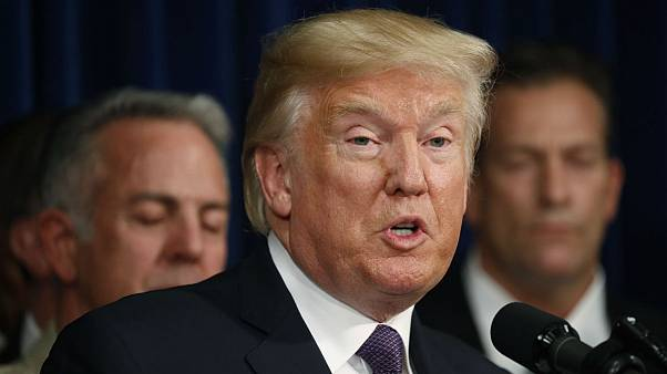 US is 'in mourning,' says Trump after Vegas massacre