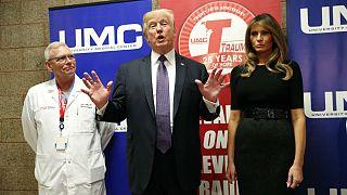 Trump esquiva el debate sobre el control de armas