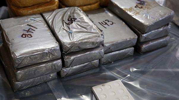 المغرب: القبض على 13 مواطنا اسبانيا بحوزتهم 2.5 طن من الكوكايين