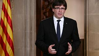 Catalonia crisis: Catalan leader Carles Puigdemont attacks Spain's King Felipe VI