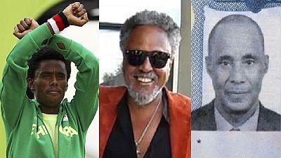 Prominent Ethiopians fleeing political persecution: Lilesa, Tsegaye, Teferi
