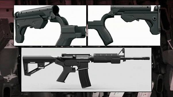 Nach Las Vegas: Debatte um schärfere Waffengesetze