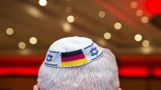 Image: FILES-GERMANY-RELIGION-GOVERNMENT-RACISM-SOCIETY