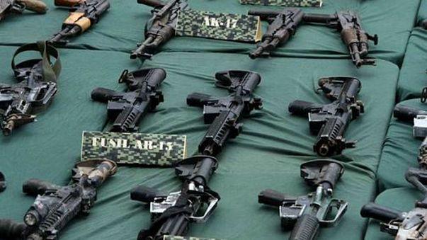 لاس فيغاس تستعدّ لاحتضان أكبر معرض في العالم للأسلحة