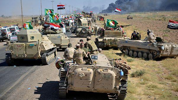 الجيش العراقي يستعيد الحويجة من سيطرة داعش