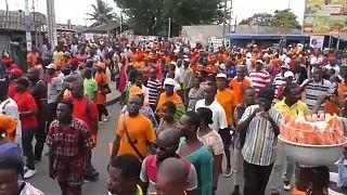 Togo : l'opposition dans la rue
