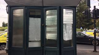Romania's newspaper kiosks are dying