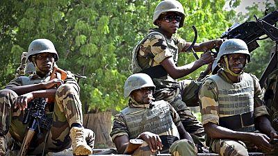 Five Nigerien, three U.S. soldiers killed in ambush in southwest Niger
