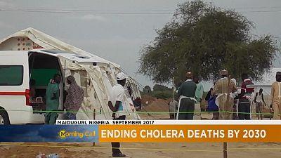 Choléra : Une feuille de route pour faire baisser le nombre décès de 90% [The Morning Call]