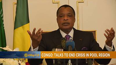 Congo govt offers amnesty to Pool region rebels [The Morning Call]
