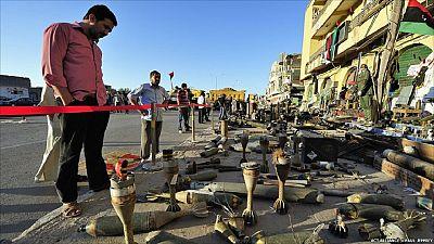 Libye : quatre morts et 39 blessés dans attentat de l'EI à Misrata