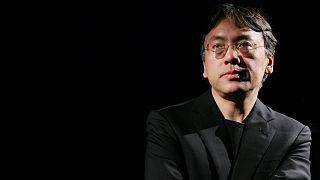 Kazuo Ishiguro kapja a 2017-es irodalmi Nobel-díjat