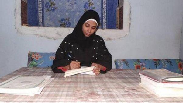 """تعيين أصغر """"مأذونة"""" في أسوان بصعيد مصر"""