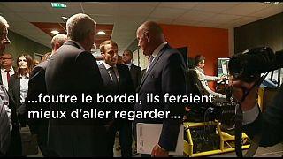 Les petites phrases du président français