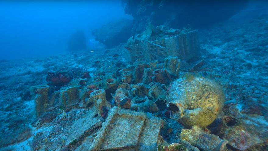 Anticítera: relíquias em nova expedição
