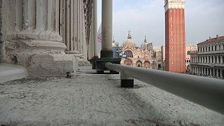 Felújítják Velence ikonikus épületét