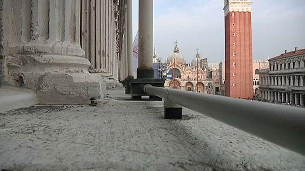 Nova vida para palácio veneziano