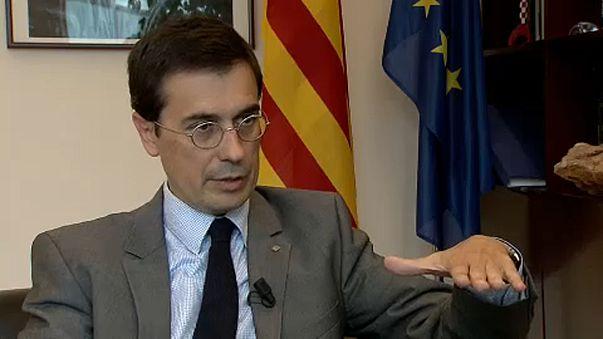 """Catalunha quer diálogo """"sem pré-condições"""", diz Amadeu Altafaj"""