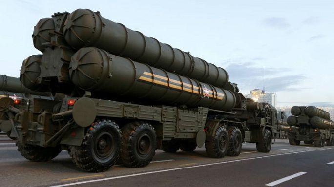 السعودية توافق على شراء نظام إس-400 الروسي للدفاع الجوي