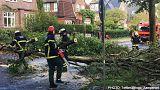 Sturm peitscht über Norddeutschand: 10 Tweets zu #Xavier