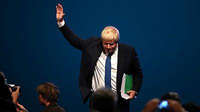 """Tripoli exige des """"explications"""" après des propos polémiques de Boris Johnson"""