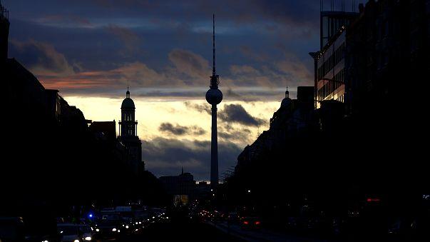 На Германию обрушился штормовой циклон
