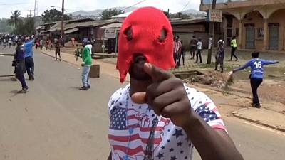 U.S. govt says Cameroon's handling of Anglophone crisis 'unacceptable'