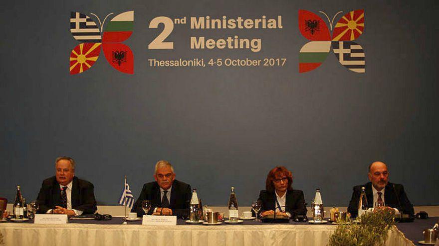Εποικοδομητική η τετραμερής υπουργική συνάντηση της Θεσσαλονίκης