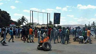 Protests after assassination of Mozambique mayor on 'Day of Peace'