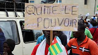Togo roads blocked on day 2 of anti-Gnassingbe protests