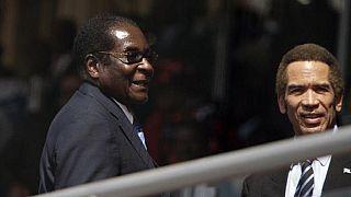 Botswana says 'Mugabe's advanced age' result of recent diplomatic gaffe