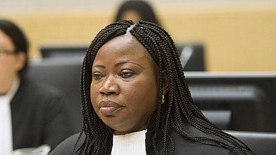 Fatou Bensouda réagit aux accusations contre la CPI et son prédécesseur