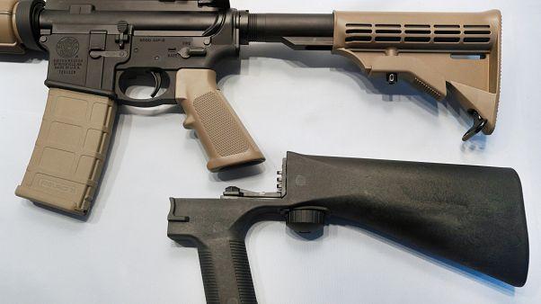 NRA urges extra regulations on gun 'bump-stocks' after Las Vegas carnage