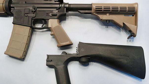 """Las Vegas, da lobby armi primo sì a regolamentazione """"bump stock"""""""