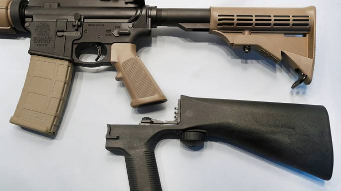 Etats-Unis : un timide pas en avant vers le contrôle des armes