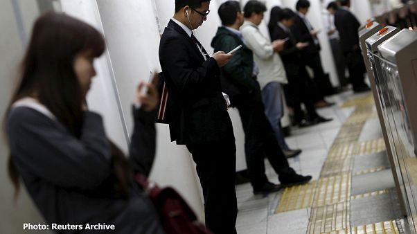 کار زیاد علت مرگ گزارشگر ژاپنی بود