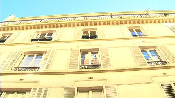 ينتحر مع ولديه من الطابق الخامس لفندق في باريس