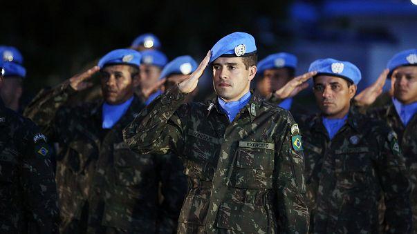 Les casques bleus quittent Haïti