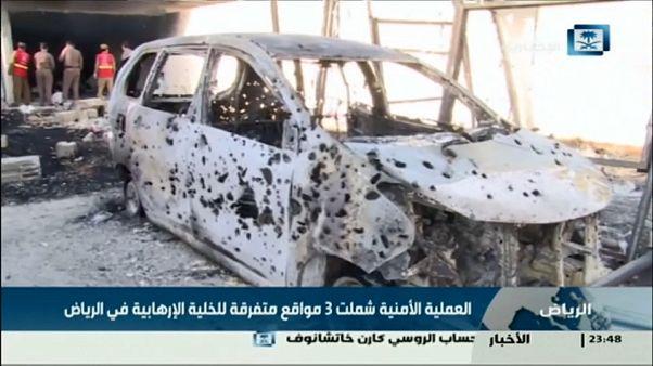 Saudi Arabien zerschlägt IS-Terrorzelle