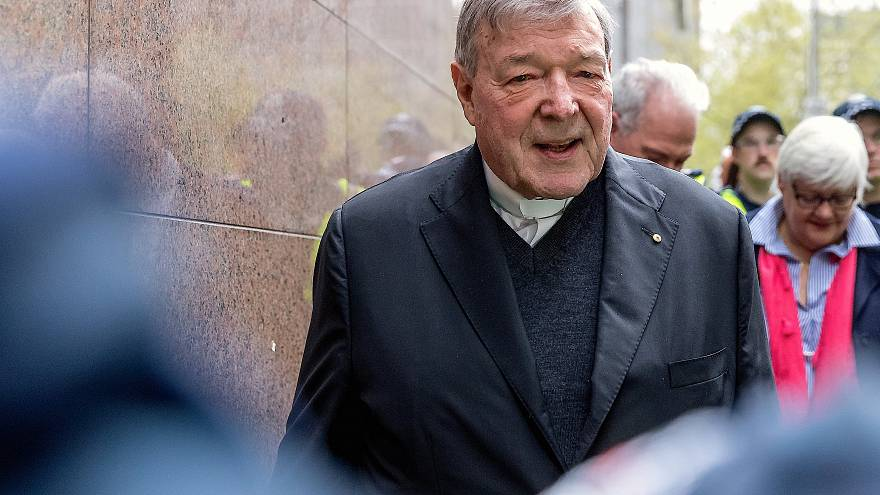 Sex abuse scandal: Vatican Treasurer Cardinal Pell in court