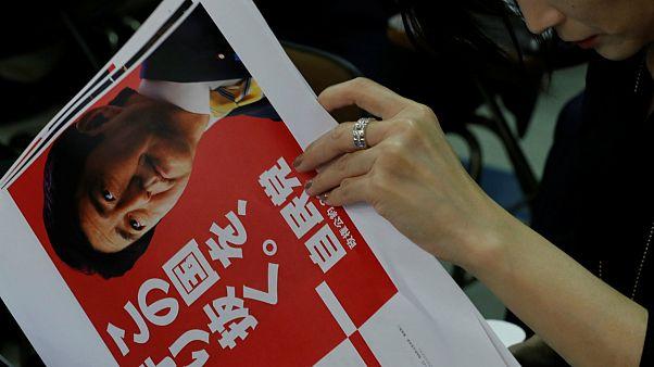 Halálra túlórázta magát a japán újságírónő