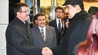 Venezuela Devlet Başkanı Maduro Türkiye'de