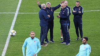 Türkiye - İzlanda maçına doğru
