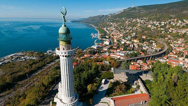 24 hours in Trieste